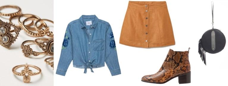 Vier keer inspiratie voor je cowboy-outfit op Wecandance