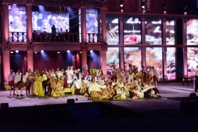 147 acteurs brengen Rubens weer tot leven in grootste openluchtmusical van Vlaanderen