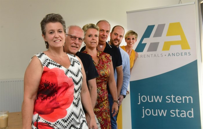 HA! is nieuwe politieke beweging in Herentals