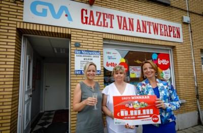 Geluksvogel wint 2.000.000 euro in Beerzelse krantenwinkel