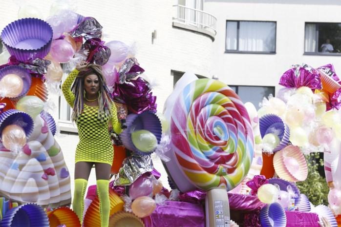 Antwerp Pride-vierdaagse klokt af op 130.000 bezoekers