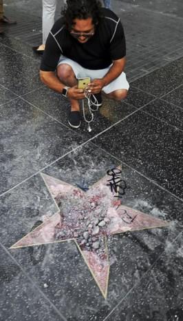 In opspraak voor moord, geweld, #MeToo,… en toch een ster op de Walk of Fame