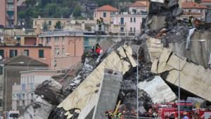 """Italiaanse regering kondigt """"noodtoestand"""" van 12 maanden af in Genua"""
