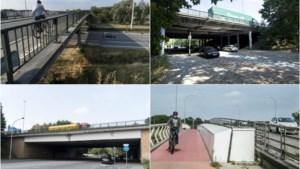 """Brugramp Genua. En wat met onze bruggen? """"Hier fietsen elke dag veel kinderen"""""""