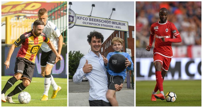 Deze transfers hebben de Antwerpse voetbalclubs afgerond tijdens de zomermercato