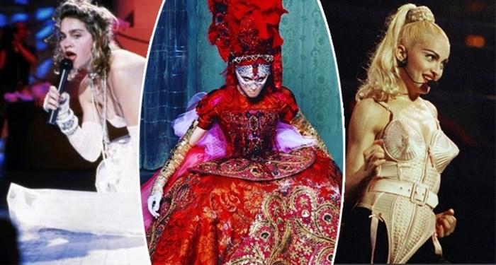 """""""Madonna is veel meer dan haar puntbeha!"""" BV-stylist over de meest iconische outfits van de popkoningin"""