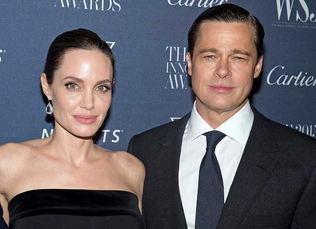 """Verwikkeld in vechtscheiding, maar """"Angelina Jolie houdt nog steeds van Brad Pitt"""""""