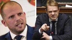 """Twitterdiscussie tussen Theo Francken (N-VA) en Hendrik Bogaert (CD&V): """"En dan stuurt uw voorzitter aan op mijn ontslag"""""""
