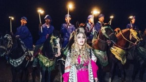 Zo vierde Madonna vijf dagen lang haar 60ste verjaardag