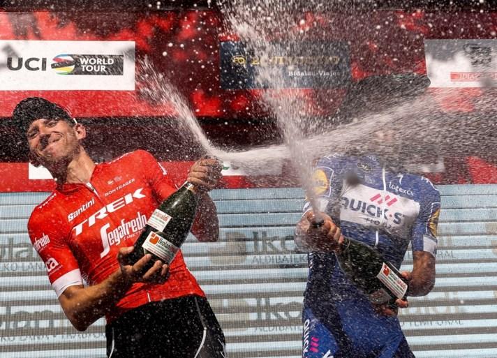 Er komt geen einde aan voor Alaphilippe: Fransman wint na Waalse Pijl en bolletjestrui nu ook Clásica San Sebastián