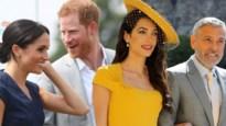 Prins Harry en Meghan Markle genieten van vakantie met de Clooneys