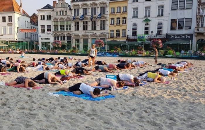 Het Grote Yogaproject  levert 2.220 euro op