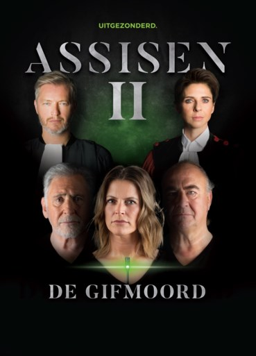 Karen Damen heeft serieuze rol te pakken in 'Assisen II, De Gifmoord'