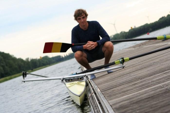 EK roeien U23 - Tom De Borger houdt Belgische eer hoog in Wit-Rusland