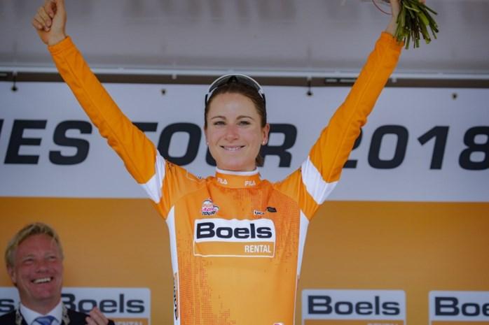 Annemiek van Vleuten snelt naar leiderstrui in Boels Ladies Tour