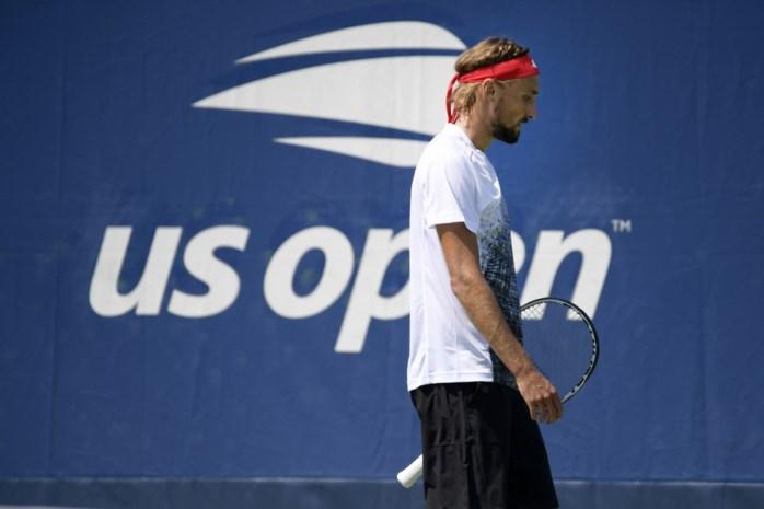 Ruben Bemelmans als 'lucky loser' opgevist voor hoofdtabel US Open