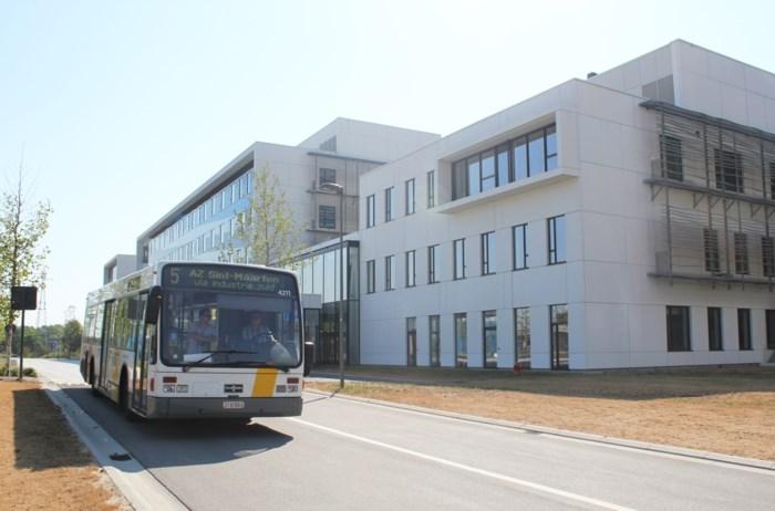 260 bussen per dag naar nieuwe campus AZ Sint-Maarten