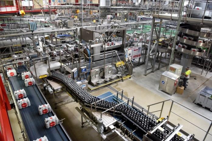 Coca-Cola investeert 13,7 miljoen euro in Wilrijk