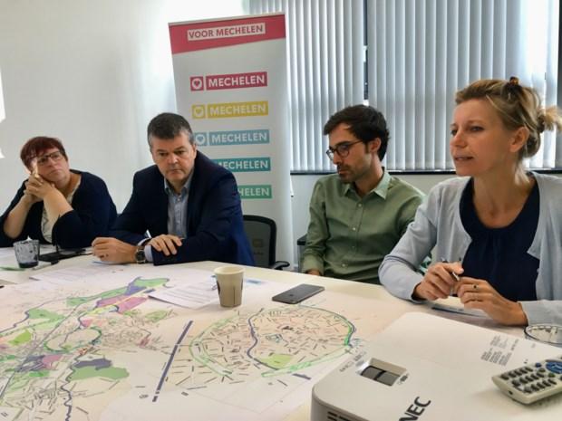 """Stadslijst lanceert 'Mechelen 2030': """"Stuivenberg blijft open ruimte"""""""