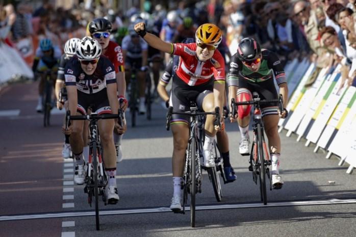 Deense Amalie Dideriksen rijdt naar tweede ritzege op rij in Boels Ladies Tour