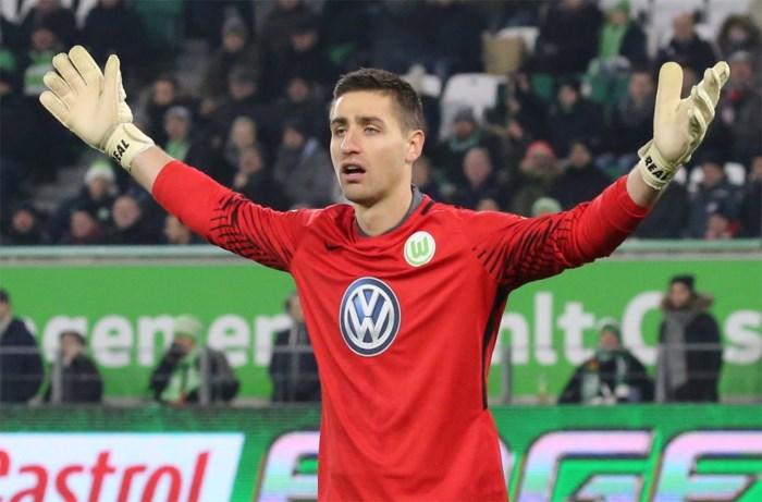 Casteels niet in selectie Wolfsburg, maar de doelman heeft daar gegronde (en leuke) reden voor