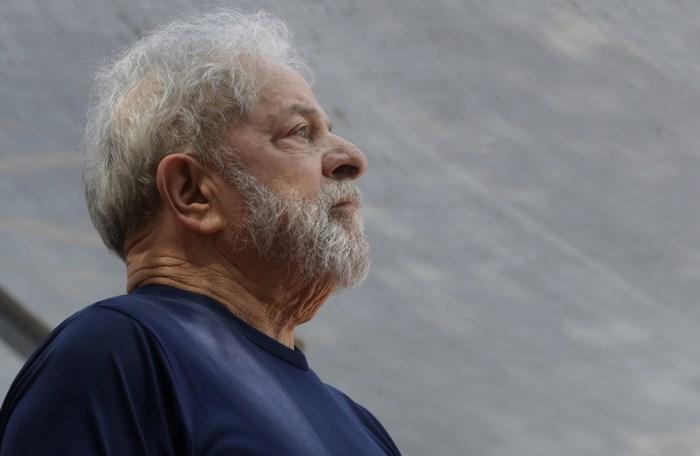 Oud-president Lula mag niet opkomen bij verkiezingen