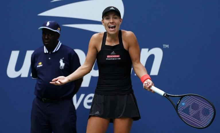 US OPEN. Federer ontdoet zich van Kyrgios met weergaloos shot, Kerber uitgeschakeld bij vrouwen