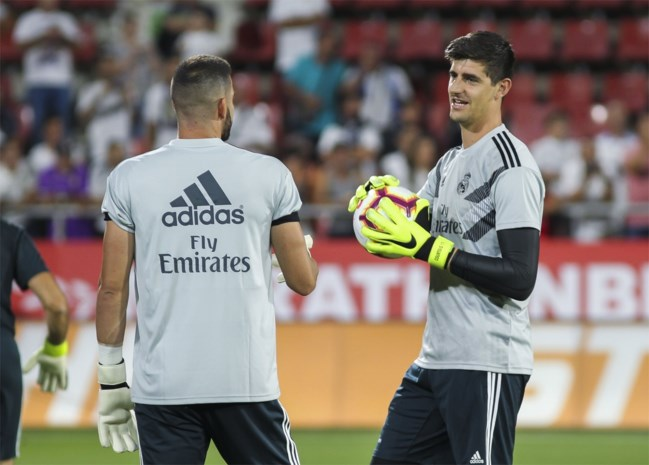 Eindelijk! Thibaut Courtois viert langverwacht debuut bij Real Madrid