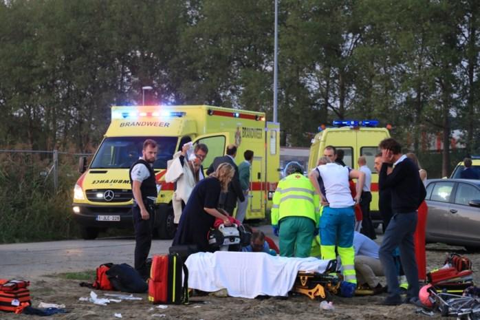 Twee kinderen nog altijd in levensgevaar na aanrijding: bestuurder reed met splinternieuwe wagen, geen remsporen te zien