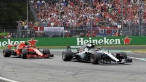 Lewis Hamilton verslaat Ferrari op eigen bodem na ultraspannende finale, Vandoorne finisht dertiende