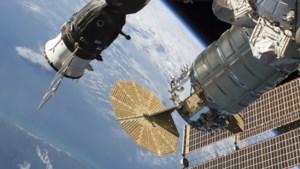 Sabotage in de ruimte? Russen sluiten bewust lek in ISS niet uit