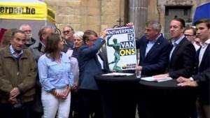 Vlaams Belang stelt Antwerpse lijst voor en pleit voor moskeebouw- en vestigingsstop voor vreemdelingen