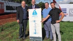 Tegen eind 2019 veilig met fiets  van Lier naar luchthaven Deurne