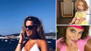 Gluren bij BV's: Klaasje geniet van een briesje in badpak, Familie-actrice toont nieuw lief
