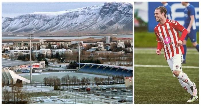 """Antwerpenaar voetbalt en woont in IJsland: """"Ze houden ervan om underdog te zijn"""""""