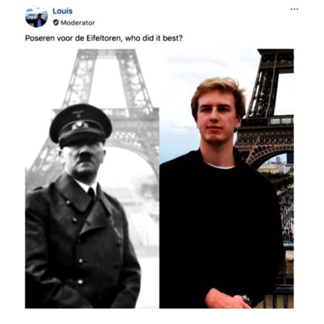 """Nu ook protest tegen opvolger Dries Van Langenhove: """"Wie zich met Hitler vergelijkt, hoort niet in raad van bestuur"""""""