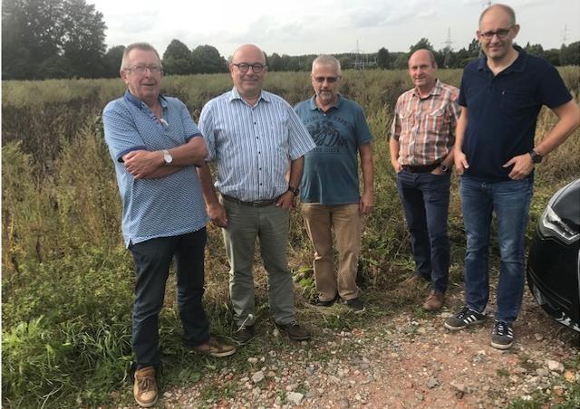 Maisoogst om zeep: landbouwcommissie meet schade op