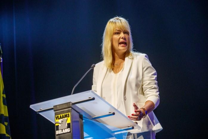 """Anke Van dermeersch: """"Veel kiezers keren terug naar Vlaams Belang"""""""