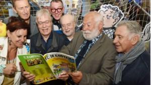 Tekenaar en acteurs stellen 100ste Kampioenenstrip voor in Comics Station in Antwerpen