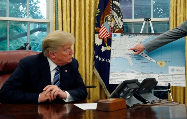 """'Extreem gevaarlijke' orkaan nog groter dan verwacht: """"Wees er klaar voor, en God is met jullie"""""""