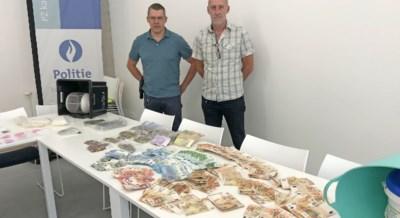 Limburgse politie plukt stadsarbeider (28) van zitmaaier in groot drugsonderzoek