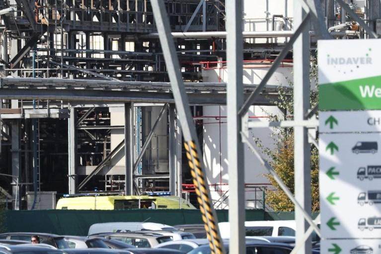 Explosie bij afvalverwerkend bedrijf Indaver: dode en vier gewonden