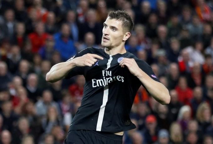 Meunier scoort knappe eerste Belgische goal in groepsfase Champions League