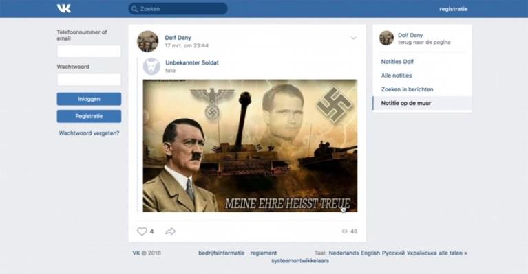 Voorzitter Vlaams Belang Dendermonde zet stap opzij nadat ze Hitler leuk vond op sociaal netwerk