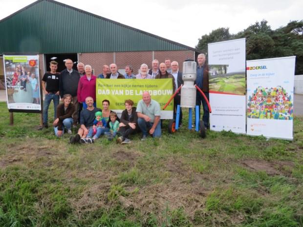 Landbouwfeesten op Einhoven zet dorp in de kijker