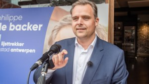 """Philippe De Backer: """"Geen nood aan burgemeester die alleen pleit voor eigen kiespubliek"""""""