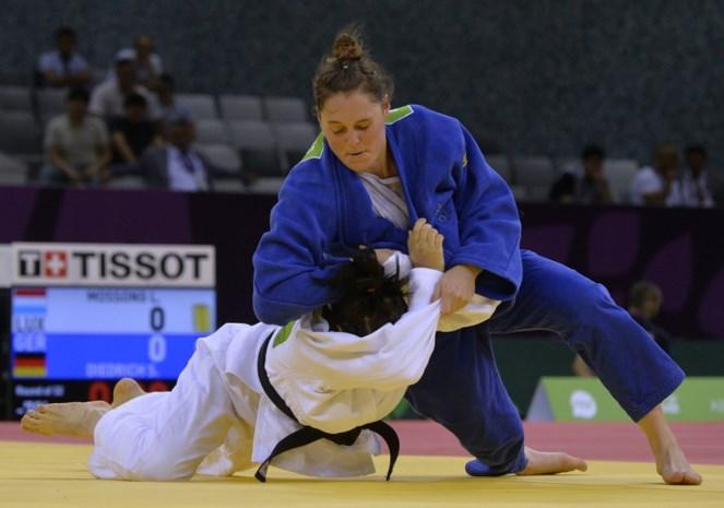 Roxane Taeymans en Gabriella Willems uitgeschakeld op WK judo