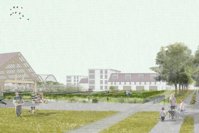 Zo ziet wonen in de toekomst eruit: duurzame wijk verrijst in 2030 in Wijnegem