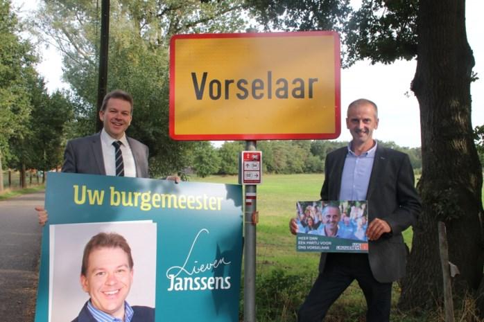 Welke partij wint duel in Vorselaar?