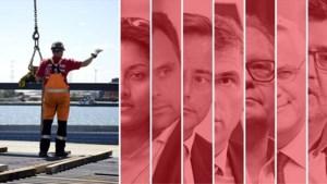 Gedaan met vakbondsacties in de haven? Met welke lijsttrekker deel jij de meeste standpunten rond economie?